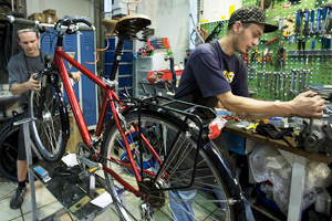 Bicycle Retail & Service Careers